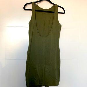 Community stretchy summer dress